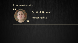 動画: Figshare(フィグシェア):研究者…