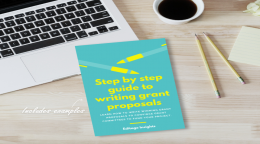 Step by step guide to writing grant proposals