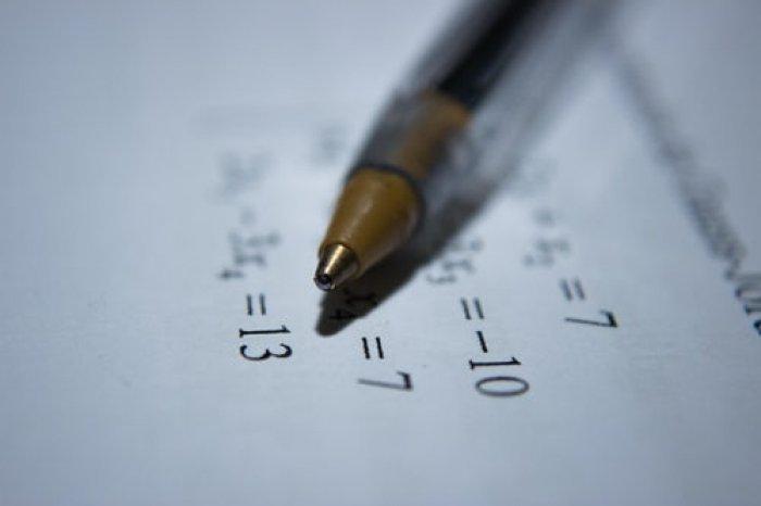 科学論文の数字表現