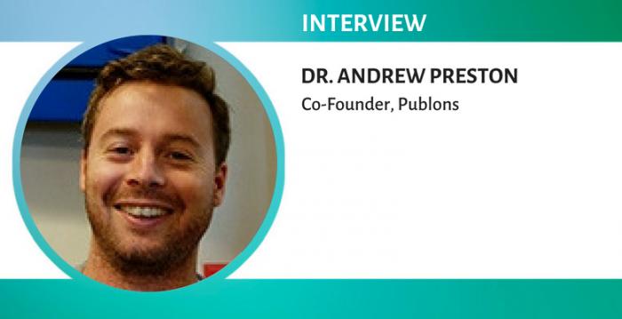 Publonsの創設者にインタビュー:「科学加速化ミッション」