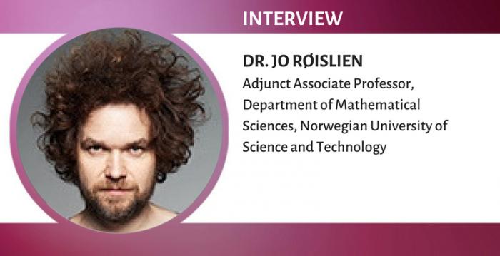 ジョー・ロイスリエン博士:人類を一歩前進させるための出版