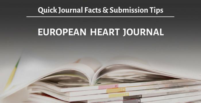 ジャーナルを知ろう!『European Heart Journal』