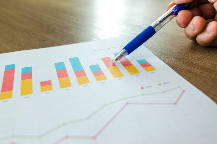 グラフ/チャートの使い方