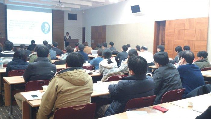 韓国にてエディテージ主催のワークショップを開催