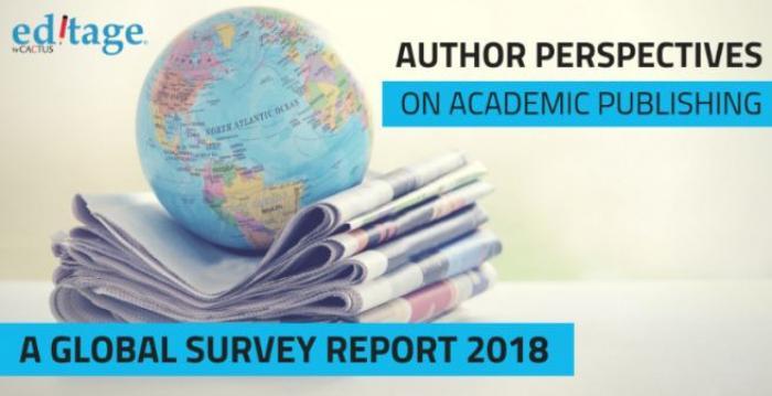 エディテージがグローバル調査報告書を発表―学術出版社への貴重なヒントに